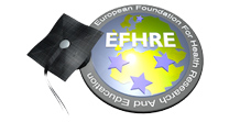 Logo European Foundation for Health, Research and Education